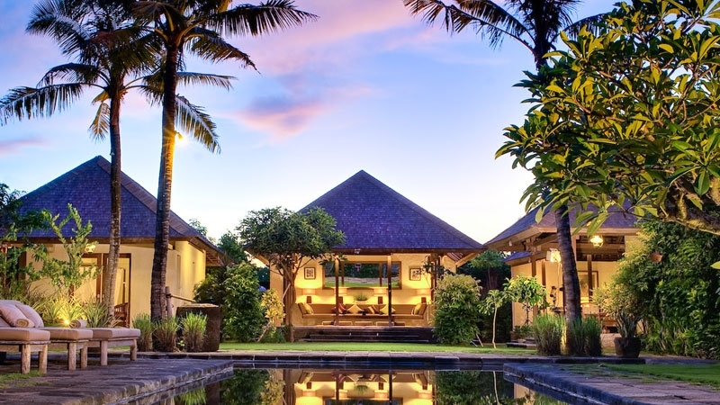 Pool Side - Villa Belong Dua - Seseh, Bali