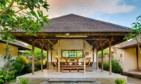 Living Area with View - Villa Belong Dua - Seseh, Bali