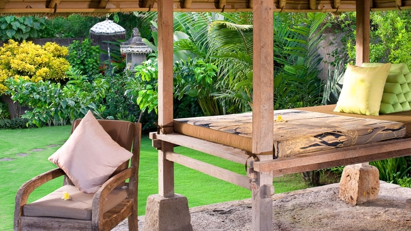 Outdoor Seating Area - Villa Belong Dua - Seseh, Bali