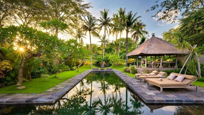 Swimming Pool - Villa Belong Dua - Seseh, Bali