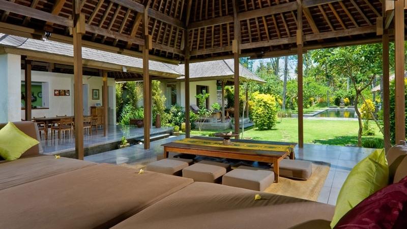Living Area - Villa Belong Dua - Seseh, Bali