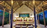 Living and Dining Area - Villa Belong Dua - Seseh, Bali