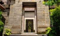 Entrance - Villa Belong Dua - Seseh, Bali