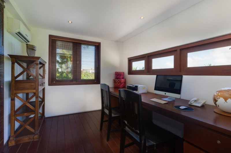 Study Room - Villa Bendega Nui - Canggu, Bali