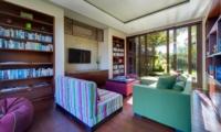 Indoor Living Area - Villa Bendega Nui - Canggu, Bali