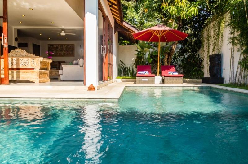 Swimming Pool - Villa Bewa - Seminyak, Bali