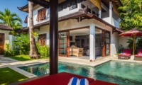 Pool Side - Villa Bewa - Seminyak, Bali