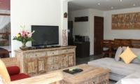 Living Area with TV - Villa Bewa - Seminyak, Bali