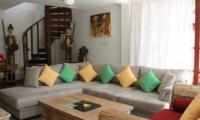 Living Area - Villa Bewa - Seminyak, Bali