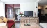 TV Room - Villa Bewa - Seminyak, Bali