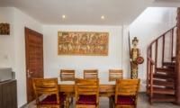 Dining Area - Villa Bewa - Seminyak, Bali