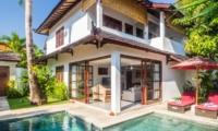 Outdoor View - Villa Bewa - Seminyak, Bali