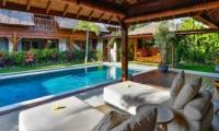 Sun Beds - Villa Bibi - Kerobokan, Bali