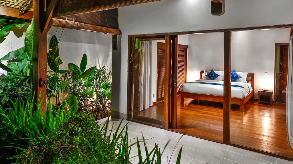 Bedroom View - Villa Bibi - Kerobokan, Bali