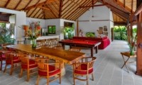 Living and Dining Area - Villa Bibi - Kerobokan, Bali