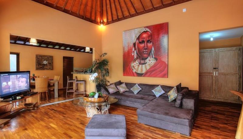 Living Area - Villa Bisi - Seminyak, Bali