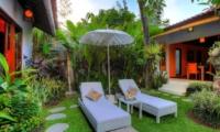 Sun Beds - Villa Bisi - Seminyak, Bali