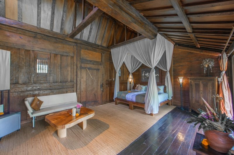 Bedroom with Seating Area - Villa Bodhi - Ubud, Bali