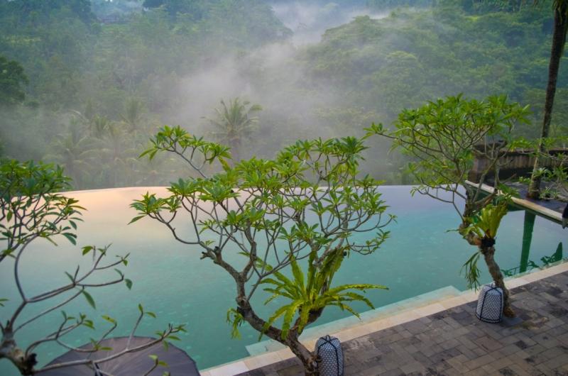Pool - Villa Bukit Naga - Ubud, Bali