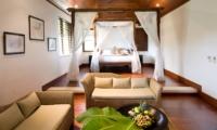 Bedroom with Sofa - Villa Bukit Naga - Ubud, Bali