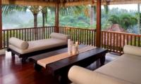View from Balcony - Villa Bukit Naga - Ubud, Bali