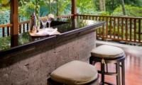 Breakfast Bar - Villa Bukit Naga - Ubud, Bali