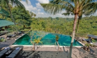 Pool Side Loungers - Villa Bukit Naga - Ubud, Bali