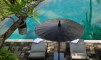Reclining Sun Loungers - Villa Bukit Naga - Ubud, Bali