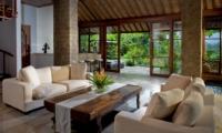 Living Area - Villa Bukit Naga - Ubud, Bali