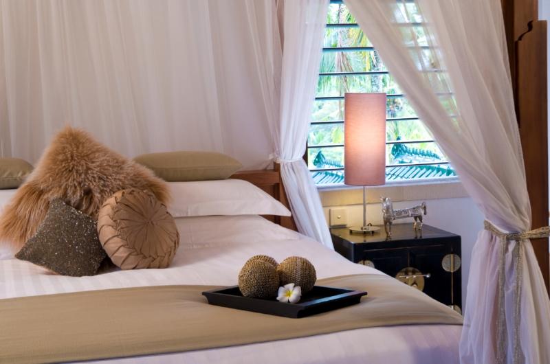 Bedroom with View - Villa Bukit Naga - Ubud, Bali