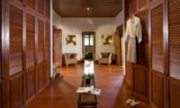 Walk-In Wardrobe - Villa Bukit Naga - Ubud, Bali