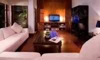 TV Room - Villa Bukit Naga - Ubud, Bali