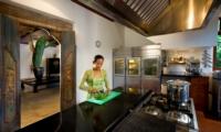 Kitchen Area - Villa Bukit Naga - Ubud, Bali