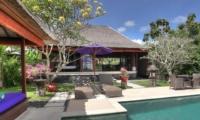 Pool Side - Villa Bulan Madu - Uluwatu, Bali