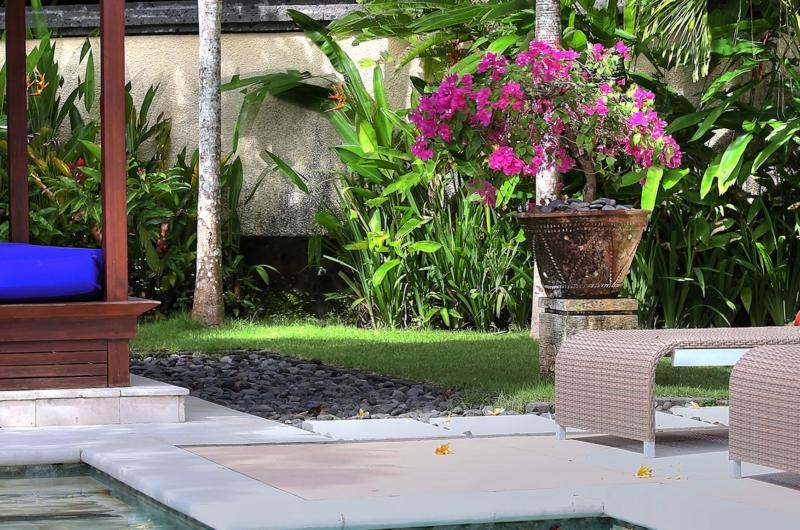 Sun Beds - Villa Bulan Madu - Uluwatu, Bali