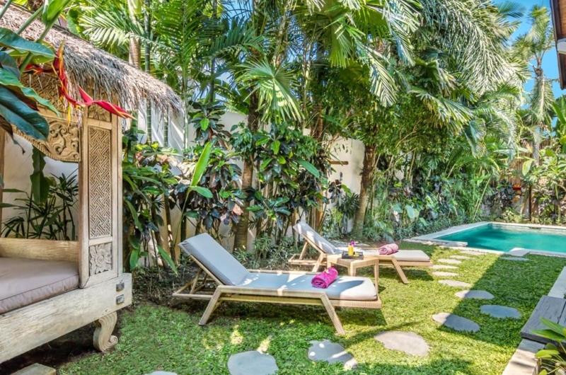Pool Bale - Villa Can Barca - Seminyak, Bali