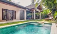 Pool Side - Villa Can Barca - Seminyak, Bali