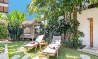 Sun Loungers - Villa Can Barca - Seminyak, Bali