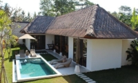 Gardens and Pool - Villa Candi Kecil - Ubud, Bali