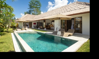 Swimming Pool - Villa Candi Kecil - Ubud, Bali