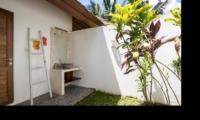 Open Plan Bathroom - Villa Candi Kecil - Ubud, Bali