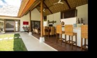 Outdoor Area - Villa Candi Kecil - Ubud, Bali