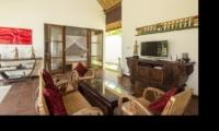 Living Area - Villa Candi Kecil - Ubud, Bali