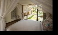 Four Poster Bed - Villa Candi Kecil - Ubud, Bali