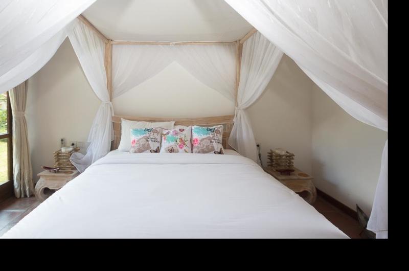 Bedroom with View - Villa Candi Kecil - Ubud, Bali