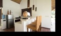 Kitchen Area - Villa Candi Kecil - Ubud, Bali