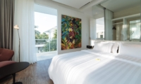 Bedroom and Balcony - Villa Canggu - Canggu, Bali