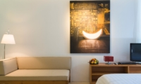 Bedroom with Sofa - Villa Canggu - Canggu, Bali