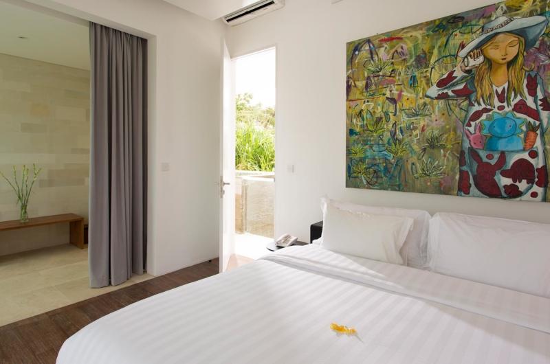 Bedroom with View - Villa Canggu - Canggu, Bali