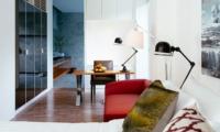 Bedroom with Study Area - Villa Canggu - Canggu, Bali